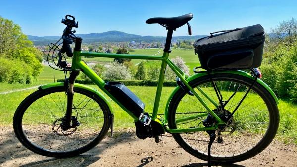 E-Bike Tour Lauf an der Pegnitz