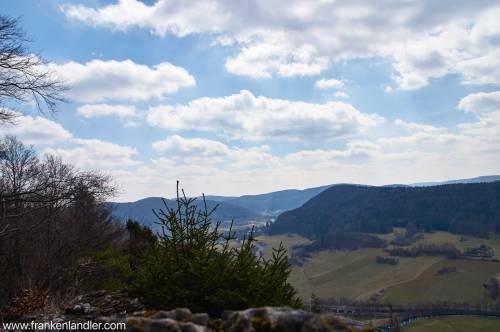 Aussichtspunkt Hersbrucker Schweiz