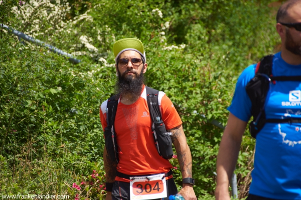 Trailrunning - Outdoortag Plech 2018