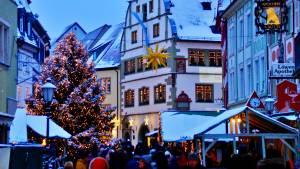 schönste Weihnachtsmärkte in Franken