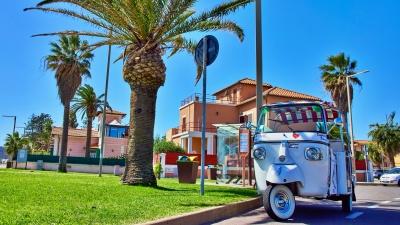 Stadtrundfahrt Cagliari