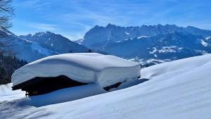Schneeschuhwanderung Reit im Winkl