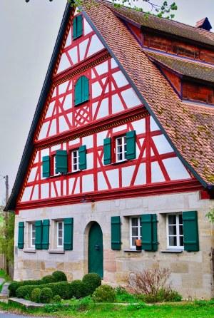 Wandern Wallensteinweg