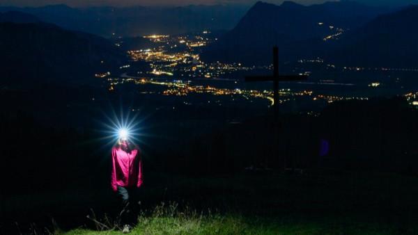 Wandern im Dunkeln