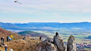 Wandern mit Kindern fränkische Schweiz