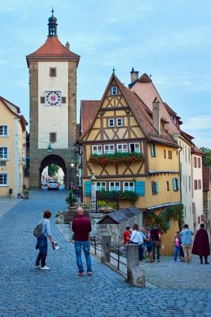 Rothenburg ob der Tauber Sehenswürdigkeiten