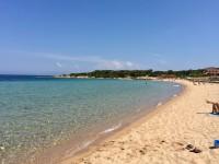 Spiaggia dell'Isola dei Gabbiani