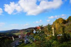 Schlossberg Osternohe