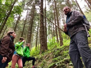 Waldbaden Holger Schramm Seelenklang