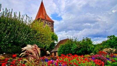 Bürgermeistergarten Nürnberg