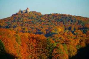 Wanderung Burg Hohenstein