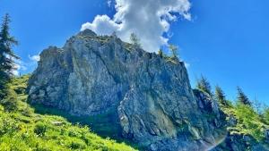 Saukarkopf Klettersteig