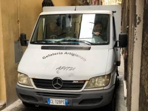Parkplatz Cagliari