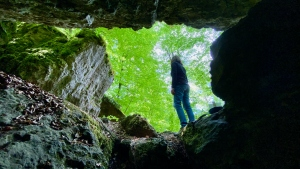 Höhlenwanderung Plech