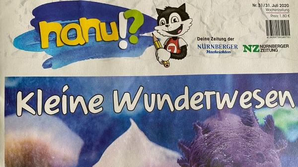 nanu Kinderzeitung