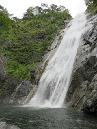 Mwalalo falls