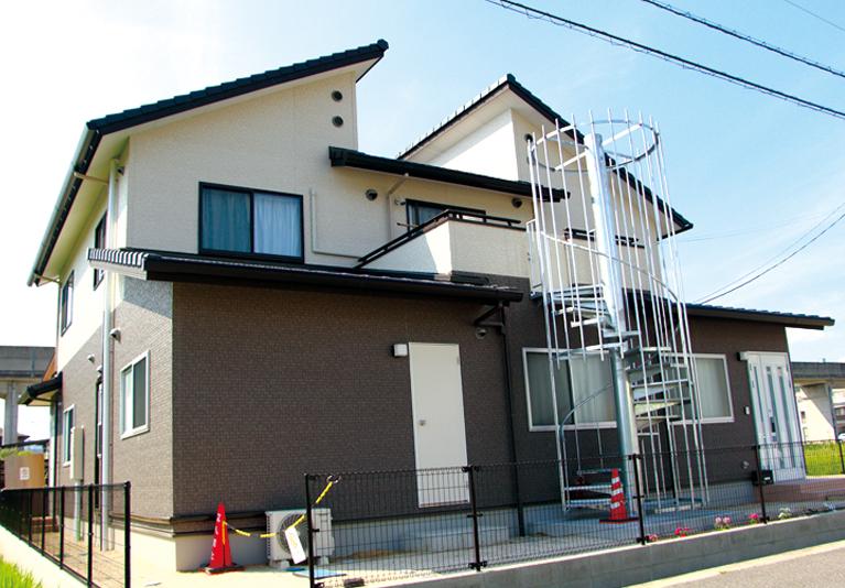 さざん荘(共同生活ほいーる事務所)