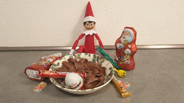 Yummi ... Schokolade