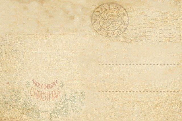 Weihnachtsgrüße per Postkarte - Persönliche Grüße sind wichtiger denn je