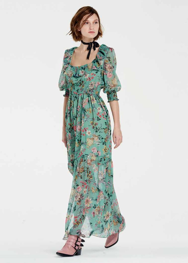 Abito dress art 73dr11028 Denny Rose Primavera Estate 2017 ... 85463a1681e