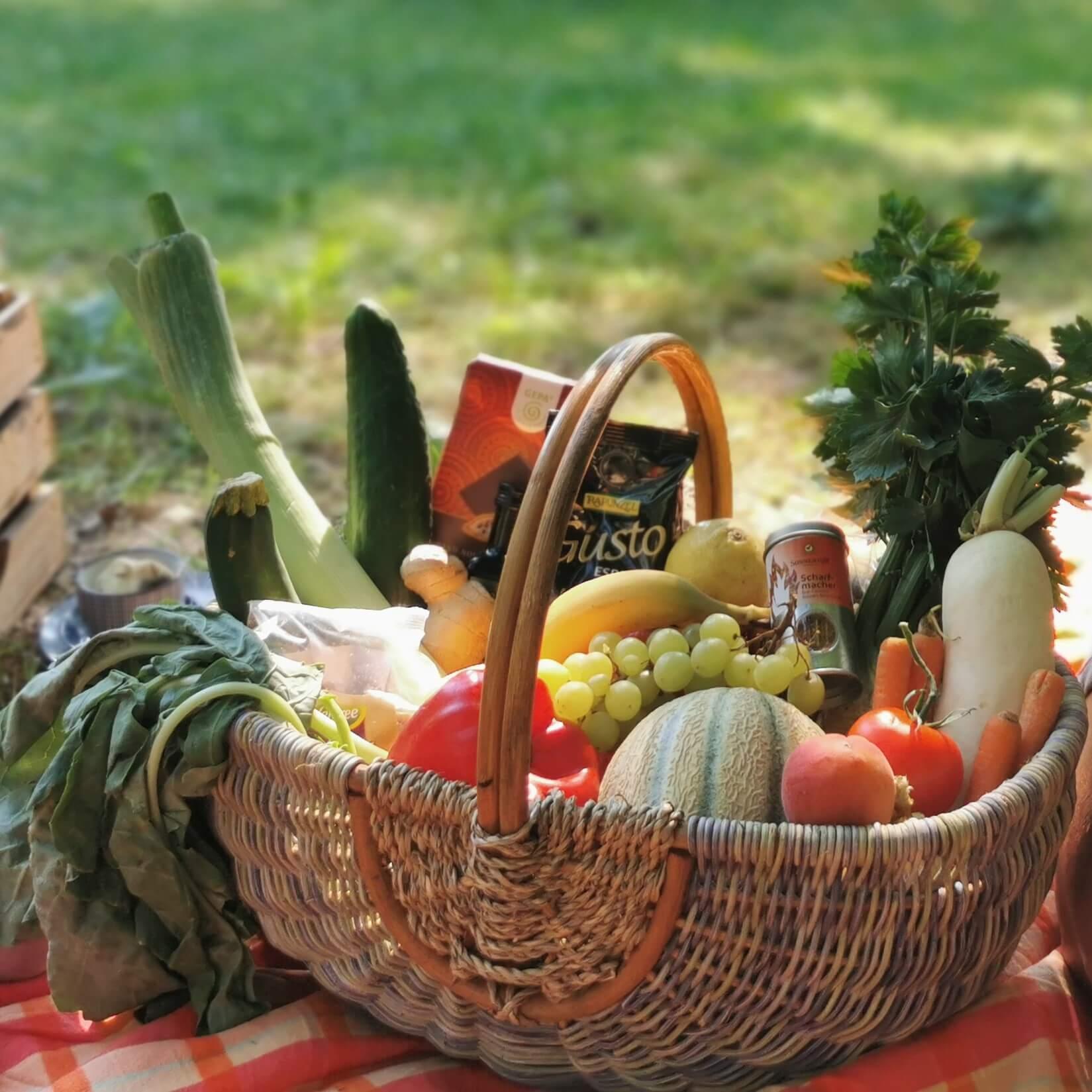 Ernährung: lecker, einfach und genau richtig für Dich