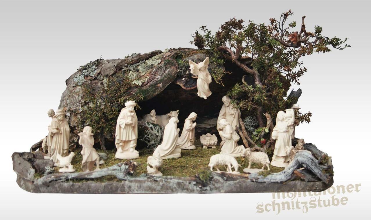 Weihnachtskrippen und Krippenfiguren