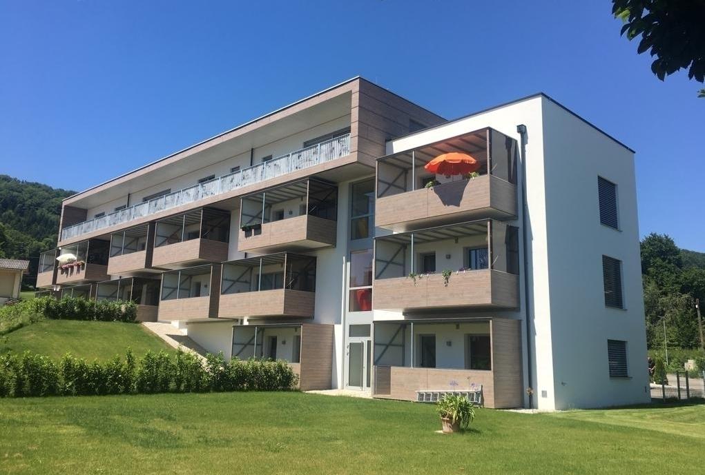 Wohnbebauung Vorwagner
