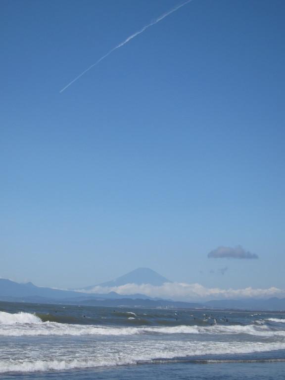 いい天気。海が見たくなって、ドライブ~。