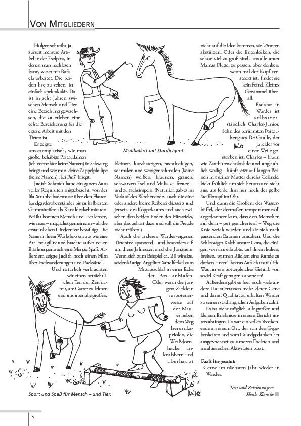 "Esel-POST ""Ausgabe 98, September 2012"""