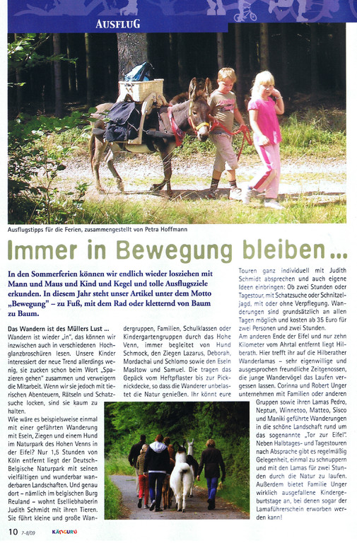 "Zeitung ""Känguru"""