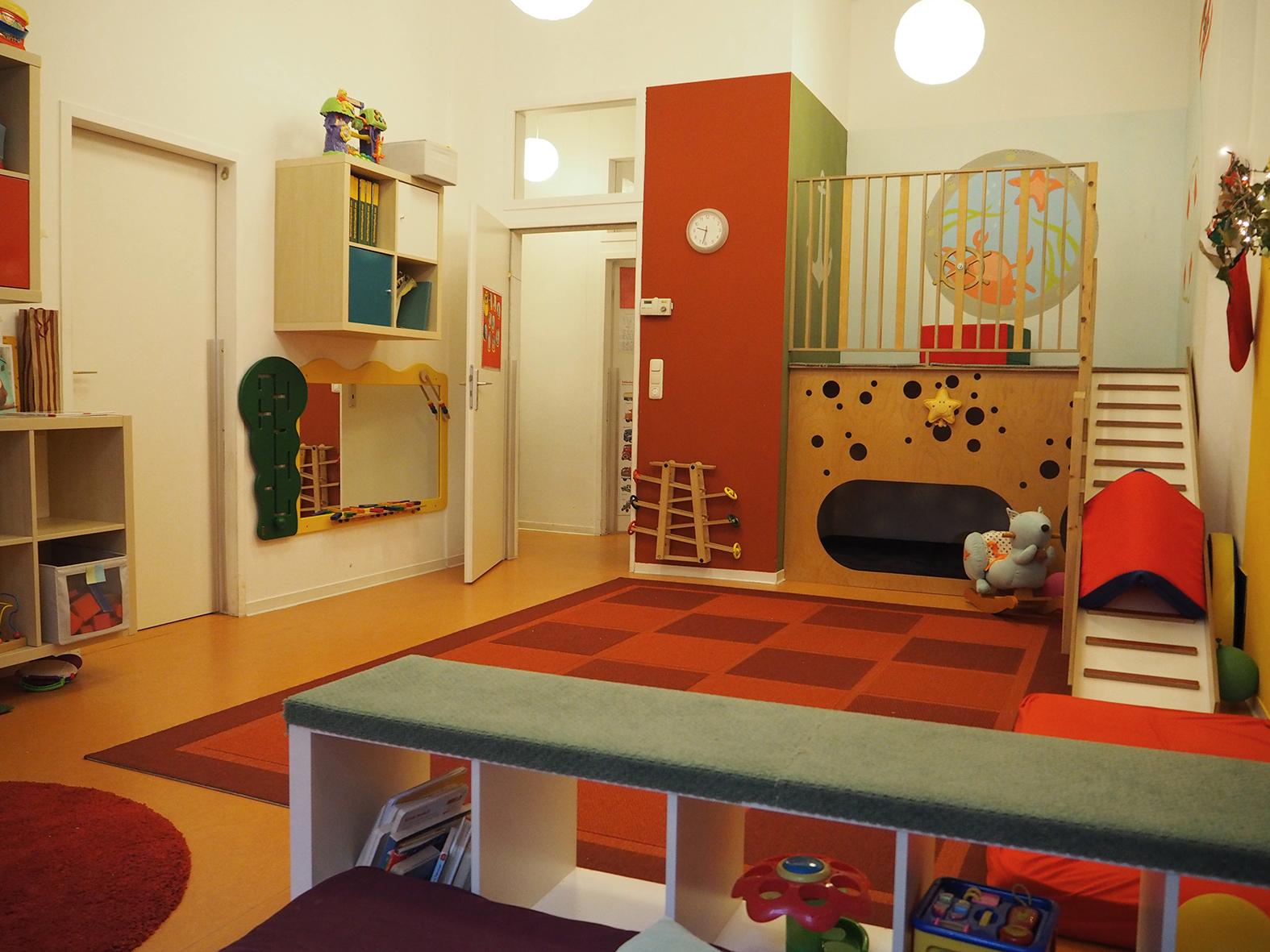 Der Raum für unsere Kleinsten