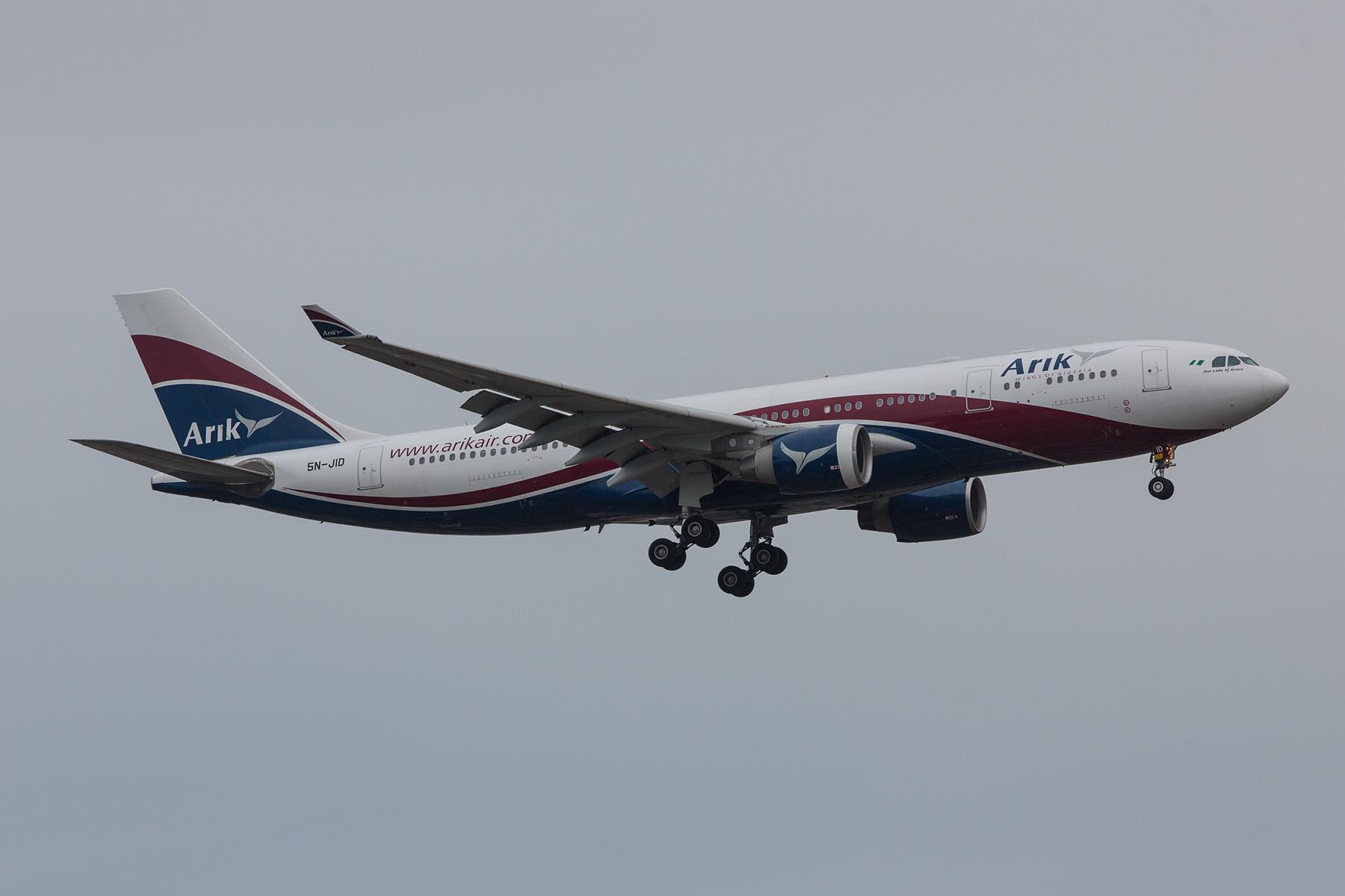 Airk ist die größte Airline aus Nigeria, das Mitglied des Commenwealth ist vorallem wegen seiner reichen Öl- und Gasvorkommen interessant.