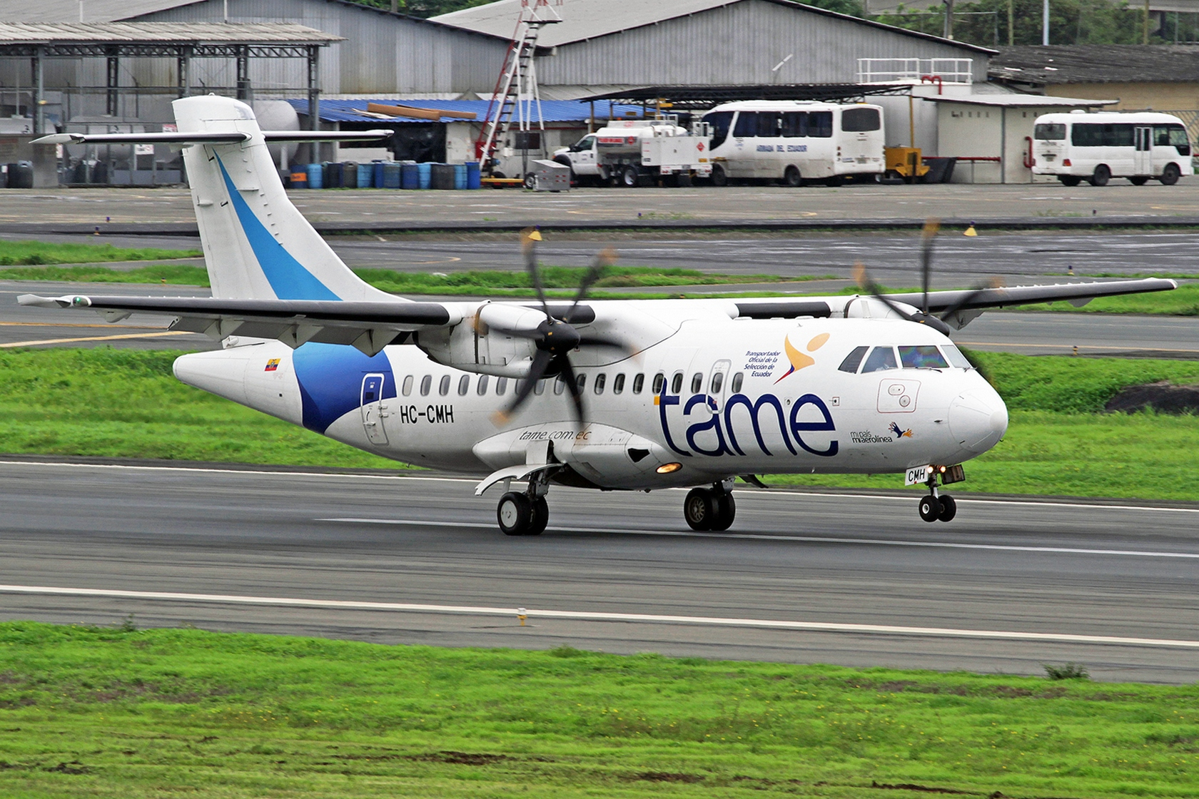 TAME ATR 42-500 HC-CMH