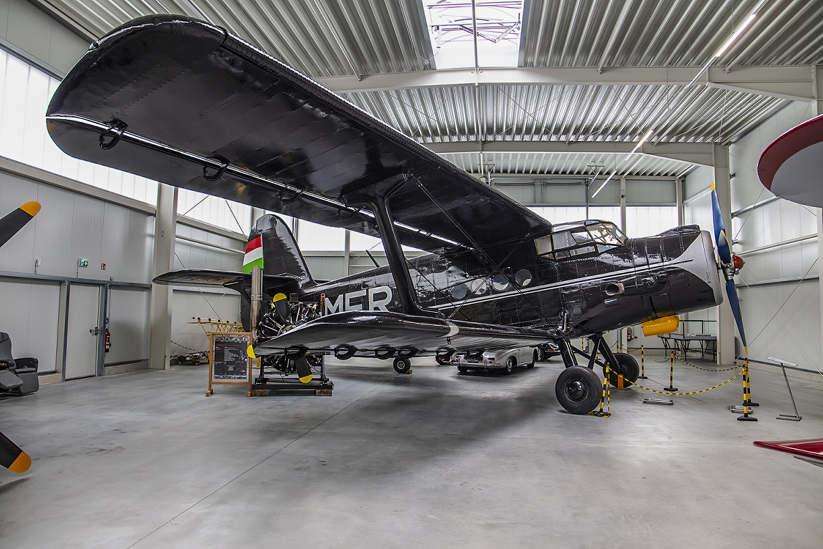 Wernigerode - sehr gut erhaltene An-2