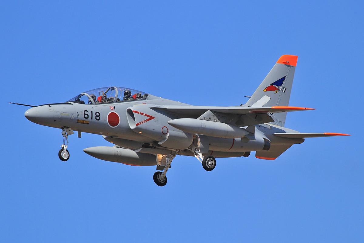 96-5618, 302 Hikotai aus Hyakuri