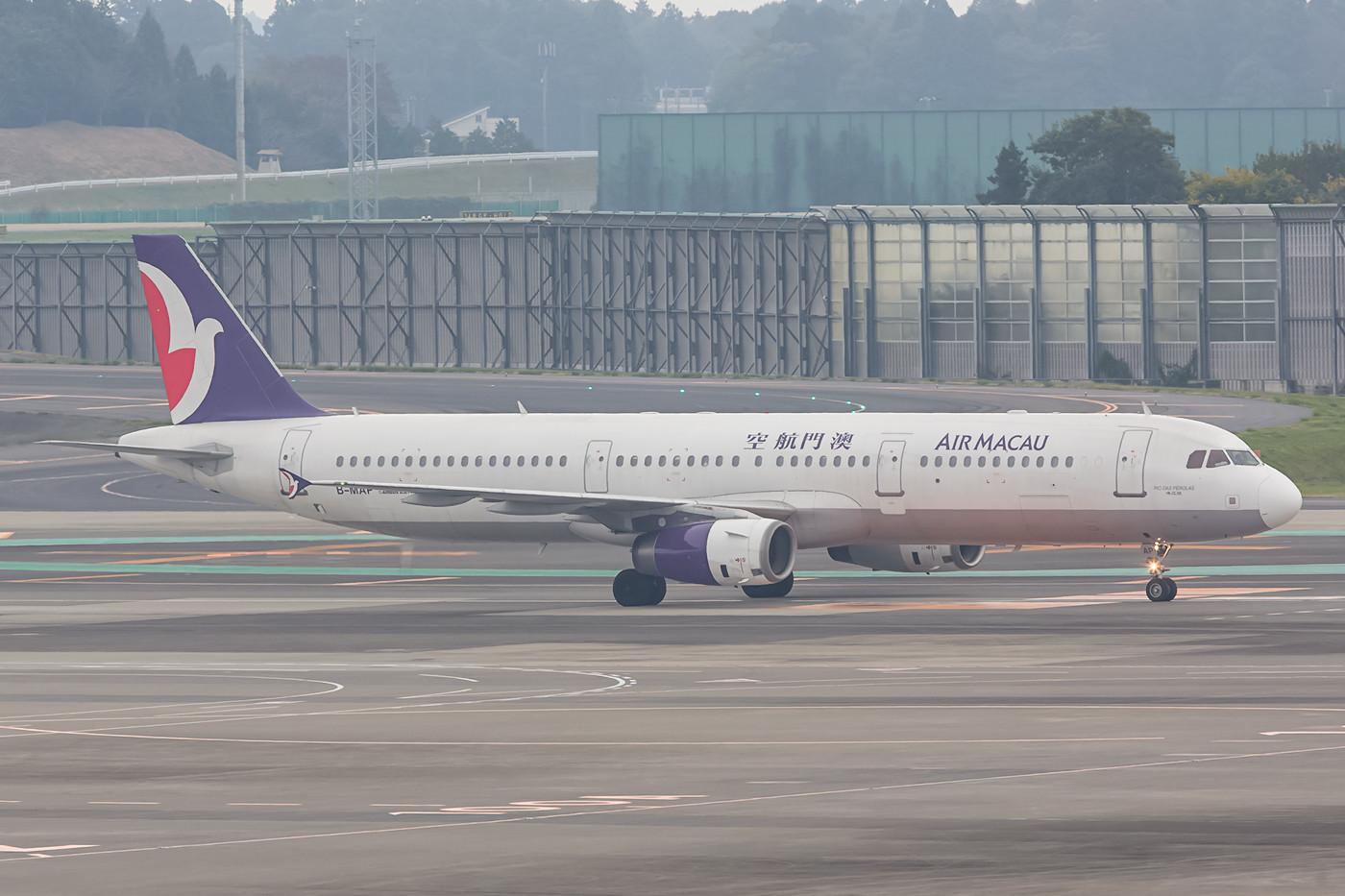 Das Spielerparadies Macau hat Las Vegas längst überholt. Air Macau fliegt einmal am Tag in die ehemalige portugiesische Kolonie.