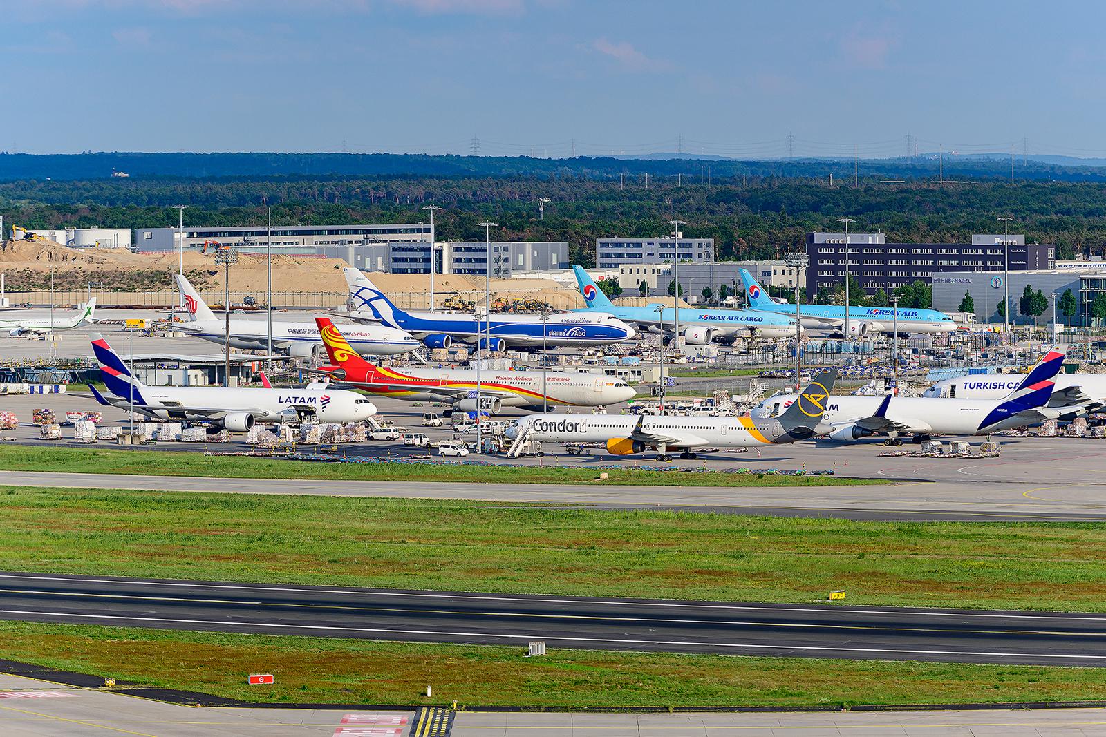 Ein Highlight während Corona war unter anderem die Hainan Airlines