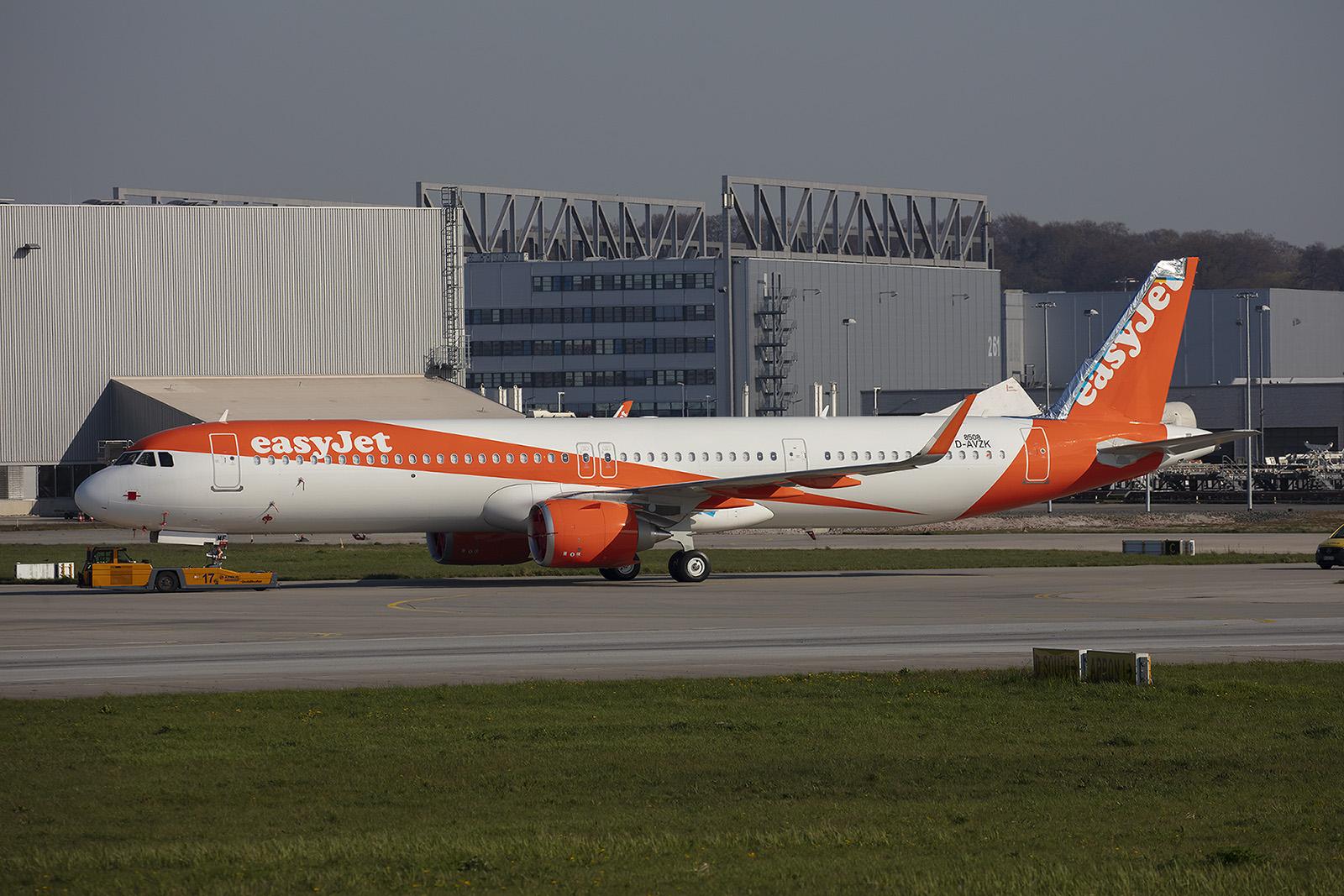 In Europa ist die Easyjet ein bedeutender Abnehmer. Hatte man am Anfang voll auf den A 319 gesetzt, kommen nun immer mehr A 321 zum Einsatz.