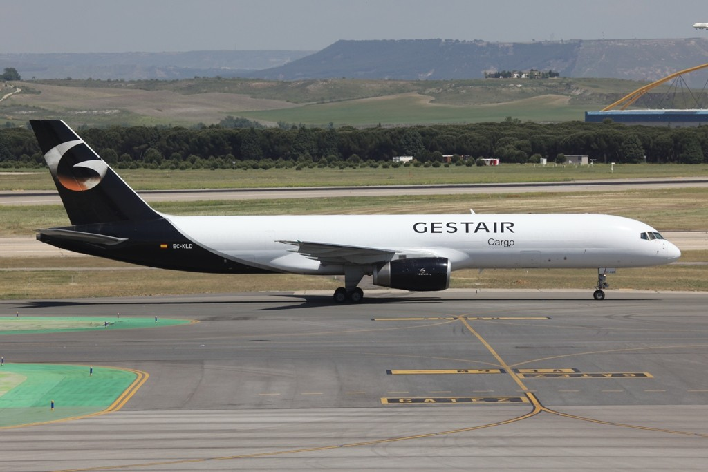 Gestair Cargo ist die Frachttochter von Iberia und beerbte die Cygnus mit ihren wunderschönen DC-8.