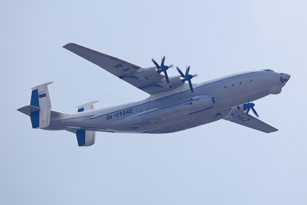 Die beeindruckende AN-22 Anteus, die noch in begrenzter Stückzahl in den russischen Streitkräften vorhanden ist.