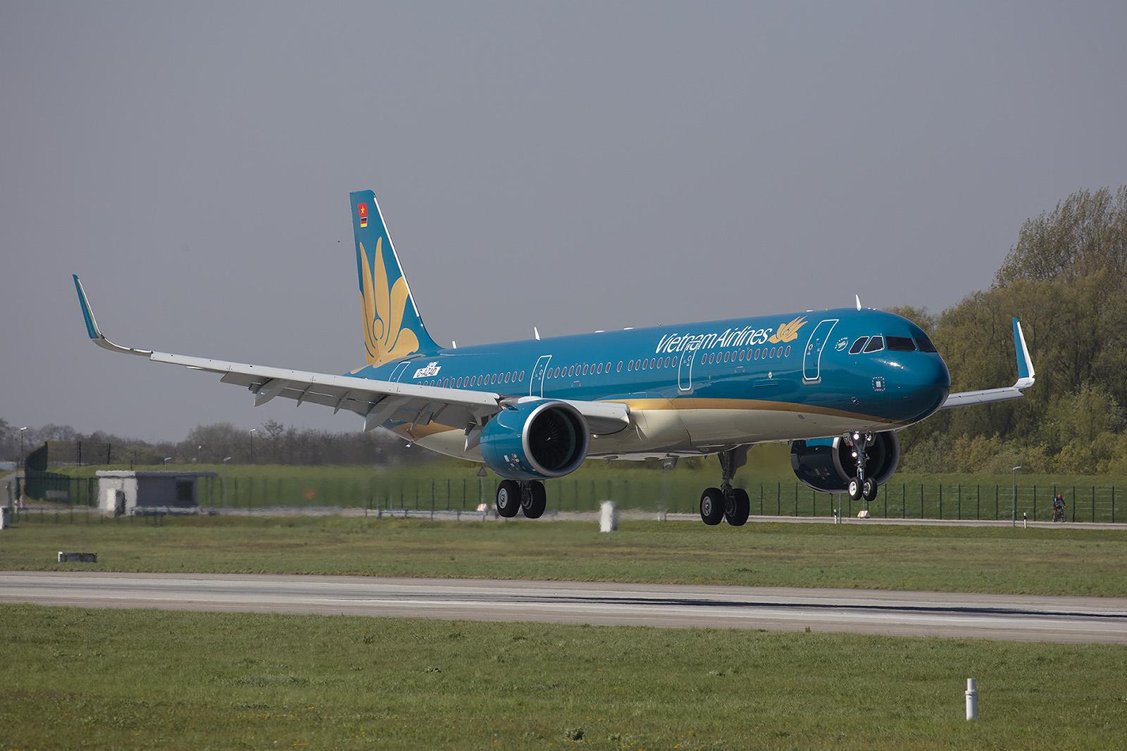 Die staatliche Vietnam Airlines betreibt schon seit Jahren eine reine Airbusflotte.
