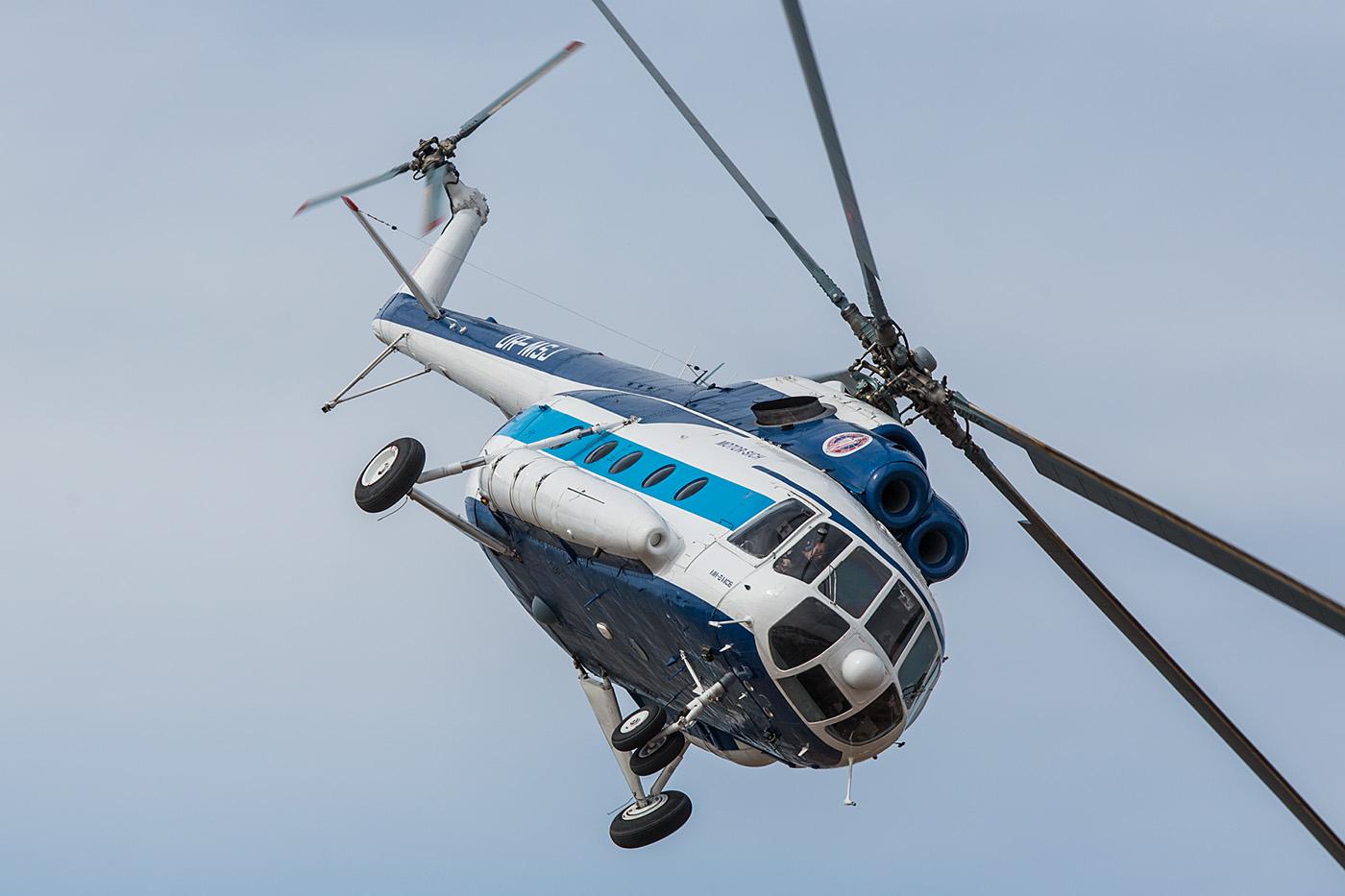 Mi-8 von Motor-Sich aus Ukraine.