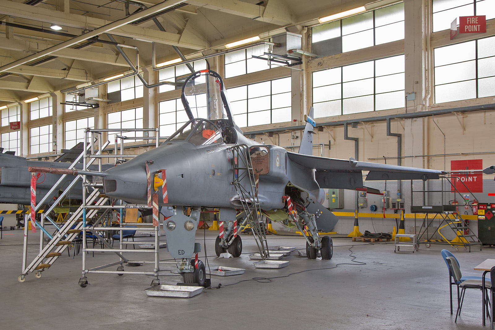 XX738 SEPECAT Jaguar GR.3A