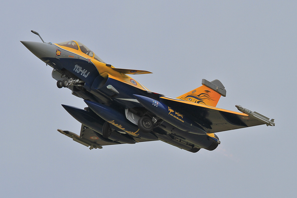 Die EC 01.007 hat erst im letzten Jahr das Tigerspirit aus Cambrai übernommen.
