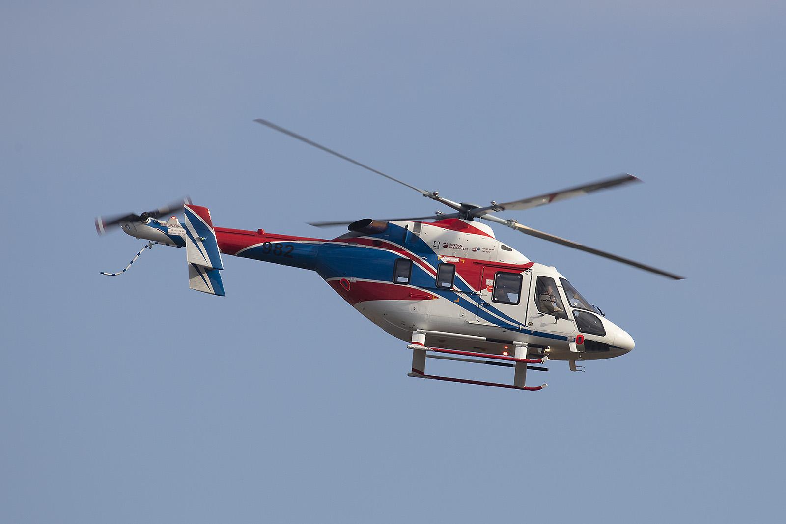 Der ANSAT von Russian Helicopters.