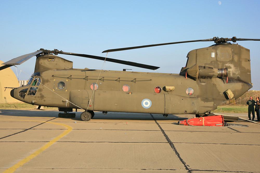 CH-47D der Armee.