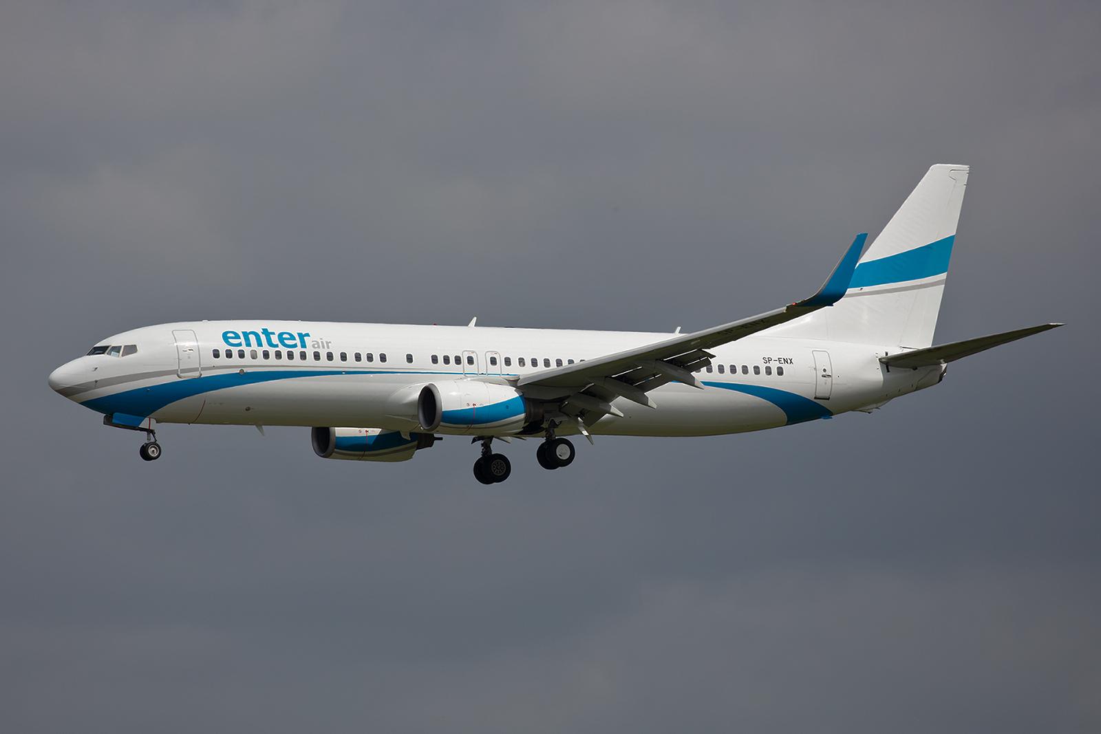 2009 wurde die Chartergesellschaft Enter Air gegründet. Neben Urlaubsflügen von Warschau und anderen polnischen Großstädten aus, vermietet man seine Flugzeuge auch saisonal an andere Airlines.