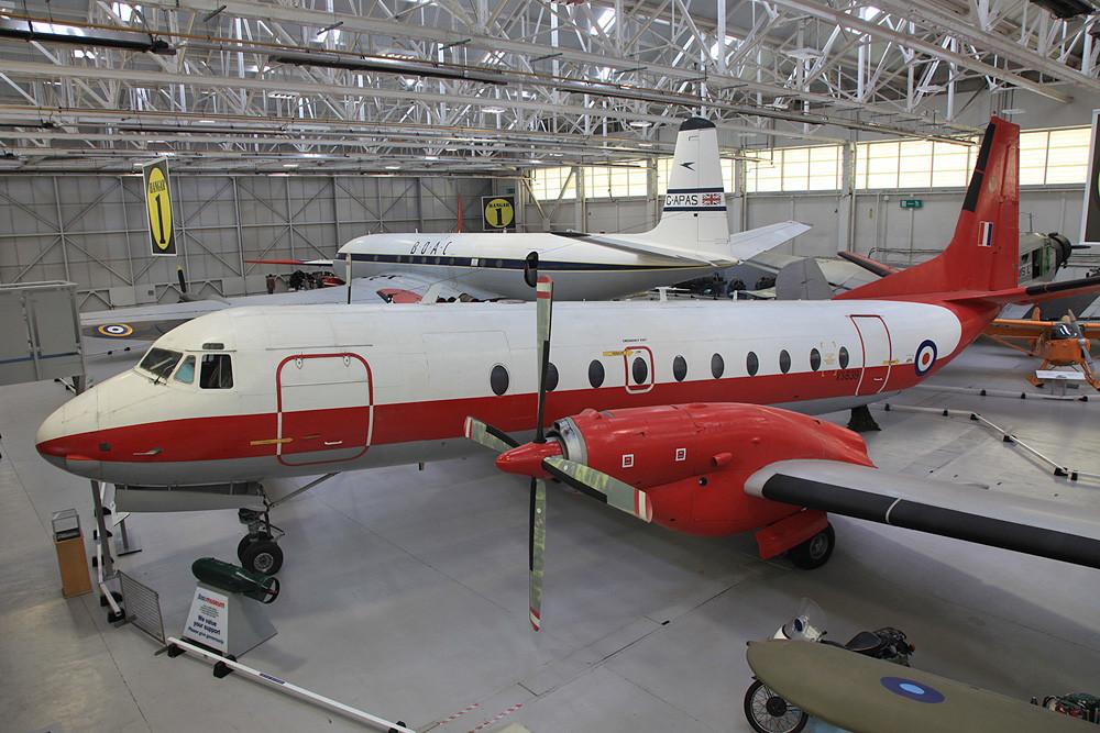 Hawker Siddeley Andover E.3A