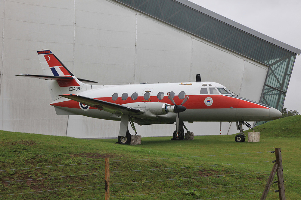 Scottish Aviation HP-137 Jetstream T.1