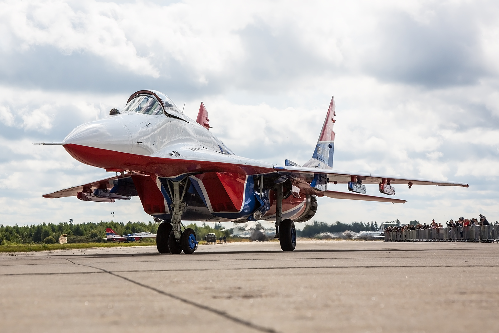 Die MiG und ......